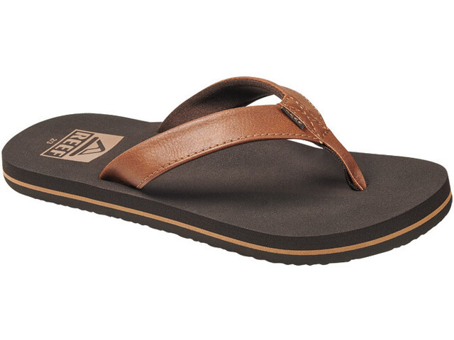 Reef Twinpin Sandals Boys, brown